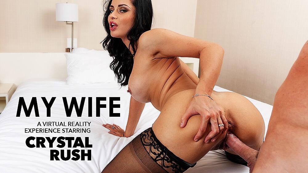 Crystal Rush Fucks Her Boyfriend