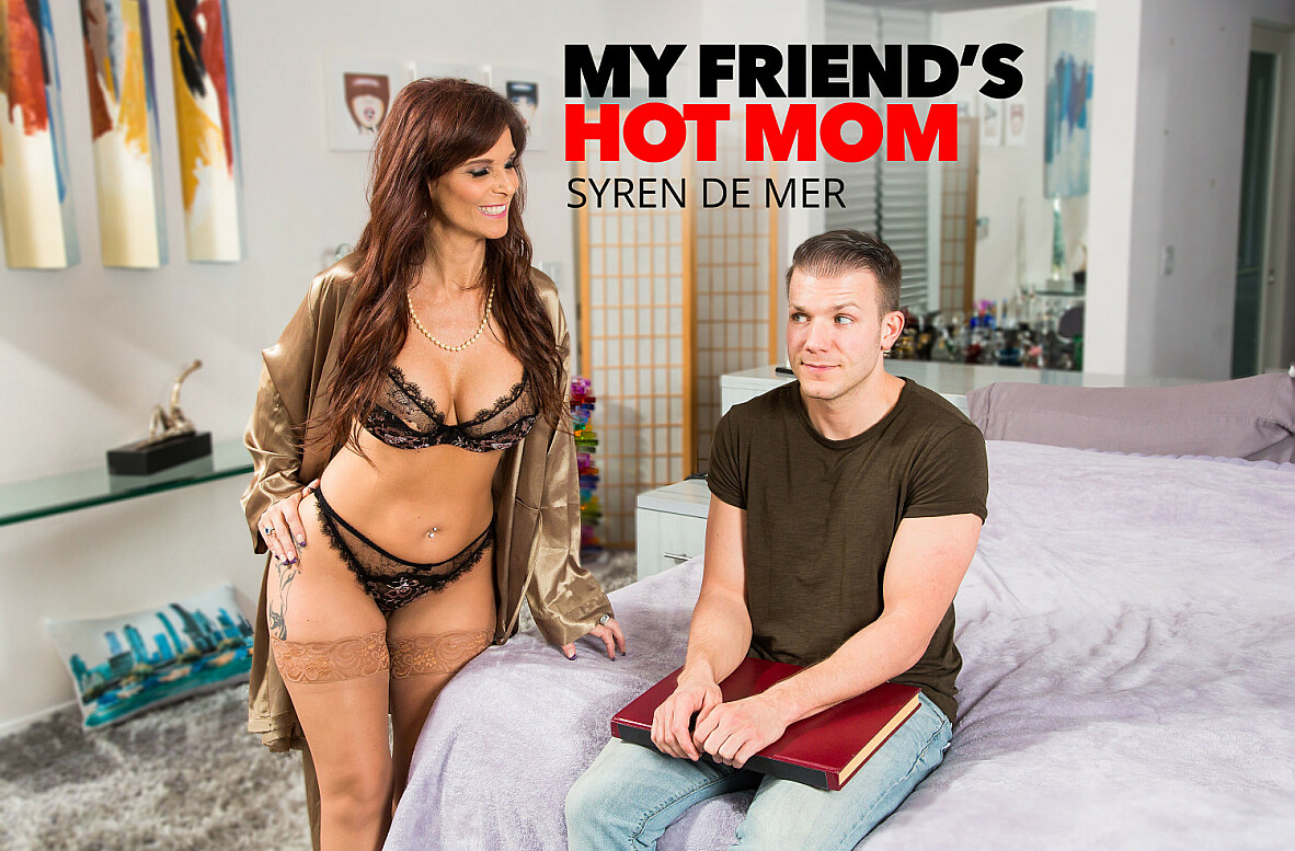 Watch Syren De Mer and Codey Steele 4K video in My Friend's Hot Mom