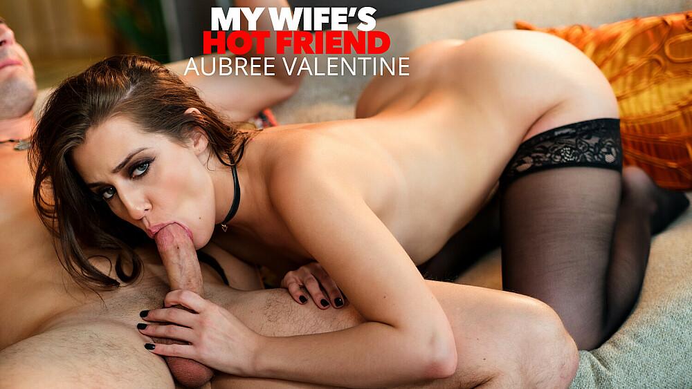 Aubree Valentine gets railed by her friend's husband
