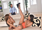 Chanell Heart & Lacey London - Sex Position 1