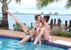 Christiana Cinn & Mila Blaze - Sex Position 1