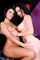 Jayden Jaymes starring in Friendporn videos with Big Tits and Black Hair