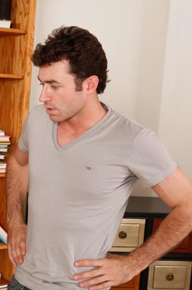 Pornstar James Deen