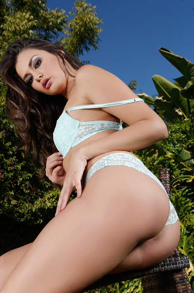 Pornstar Allie Haze