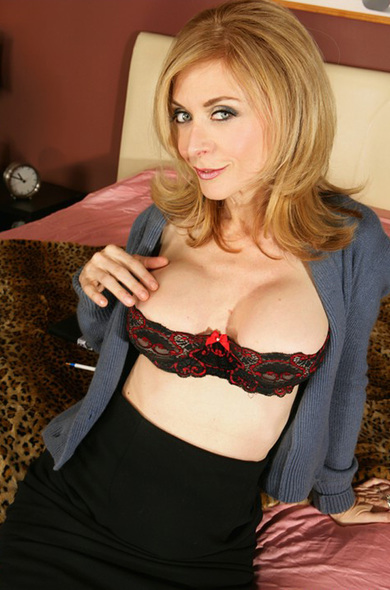 Pornstar Nina Hartley