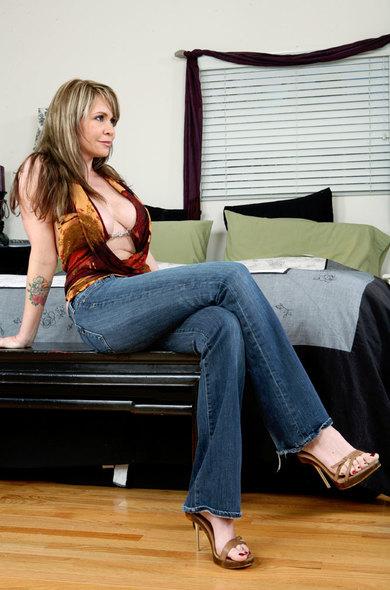 Pornstar Bridgette Monroe