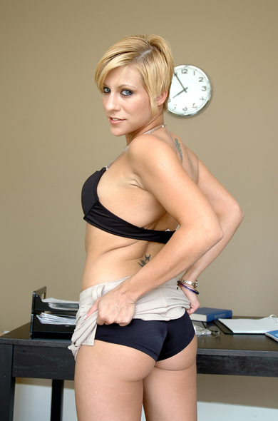 Pornstar Amber Wild
