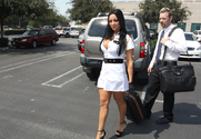 Audrey Bitoni & Erik Everhard in American Daydreams - Sex Position 1