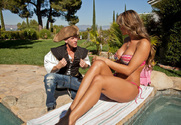 Esperanza Gomez & Johnny Sins in American Daydreams - Sex Position 1
