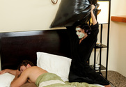 Jessica Jaymes & Justin Magnum in American Daydreams - Sex Position 1