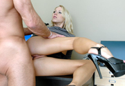 Katie Morgan & Randy Spears in American Daydreams sex pic