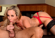 Brandi Love & Danny Mountain in Diary of a Milf