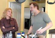 Danielle Frost & Seth Dickens in Diary of a Milf