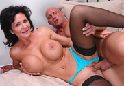 Deauxma & Christian in Diary of a Milf - Sex Position 2