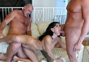 Lezley Zen & Joey Ray & Mark Davis in Diary of a Milf