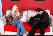 Puma Swede & Tony DeSergio in Diary of a Milf - Sex Position 1