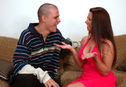 Selena Steele & Justice Young in Diary of a Milf - Sex Position 1