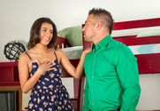 Josie Jagger & Johnny Castle in Diary of a Nanny story pic