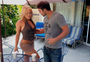 Alexis Texas & Rocco Reed in I Have a Wife - Sex Position 1