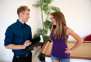 Amy Brooke & Danny Wylde in I Have a Wife story pic