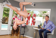 Bentley & Johnny Castle in I Have a Wife - Sex Position 1