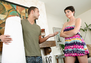 Charlie James & Rocco Reed in I Have a Wife story pic