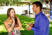 Dani Daniels & Ramon Nomar in I Have a Wife - Sex Position 1