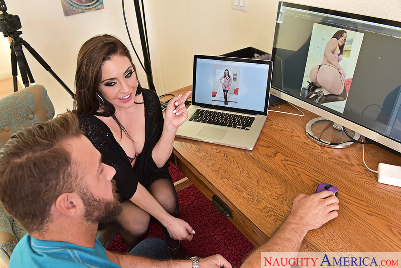 Gracie Glam - I Have a Wife - Naughty America