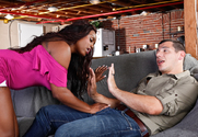 Jada Fire & Denis Marti in I Have a Wife - Sex Position 1