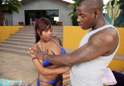 Jada Fire & Julius Ceazher in I Have a Wife story pic