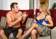 Nicole Aniston & Chad White in I Have a Wife - Sex Position 1