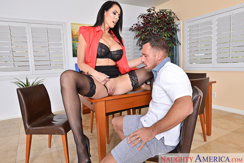 Naughtyamerica – REAGAN FOXX & JOHNNY CASTLE Site: I Have a Wife