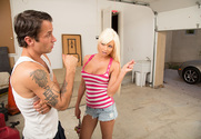 Rikki Six & Alan Stafford in I Have a Wife story pic