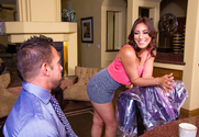 Rilynn Rae & Johnny Castle in I Have a Wife - Sex Position 1