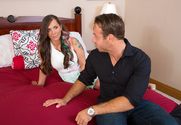 Sydney Leathers  & Chad White in I Have a Wife - Sex Position 1