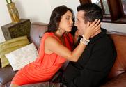Adrianna Luna & Billy Glide in Latin Adultery