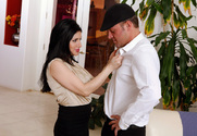 Sativa Rose & Alec Knight in Latin Adultery story pic