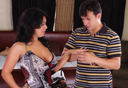 Sienna West & Anthony Rosano in Latin Adultery - Sex Position 1