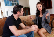 Vicki Chase & Charles Dera in Latin Adultery story pic