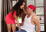 Vicki Chase & Alec Knight in Latin Adultery - Sex Position 1