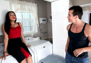 Vicki Chase & Talon in Latin Adultery story pic