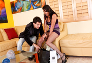 Charley Chase & Mikey Butders in My Dad's Hot Girlfriend
