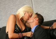 Jenny Hendrix & Rocco Reed in My Dad's Hot Girlfriend - Sex Position 1