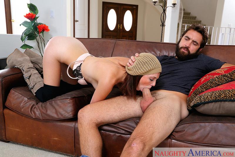 секс и порно с бородатым мужчиной