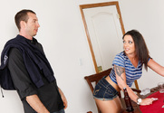 Melina Mason & Jordan Ash in My Dad's Hot Girlfriend