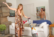 Tasha Reign & Xander Corvus in My Dad's Hot Girlfriend - Sex Position 1