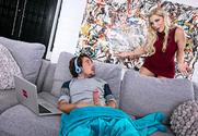 Ashley Fires & Tyler Nixon in My Friend's Hot Girl
