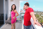 Jade Amber & Peter Green in My Friend's Hot Girl