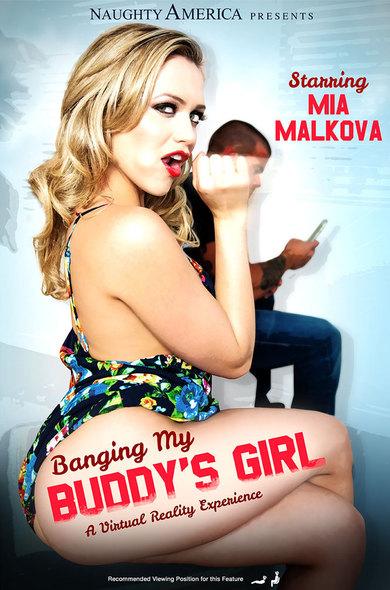 Watch Karla Kush enjoy some American and Blonde!