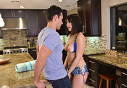 Violet Starr & Ryan Driller in My Friend's Hot Girl
